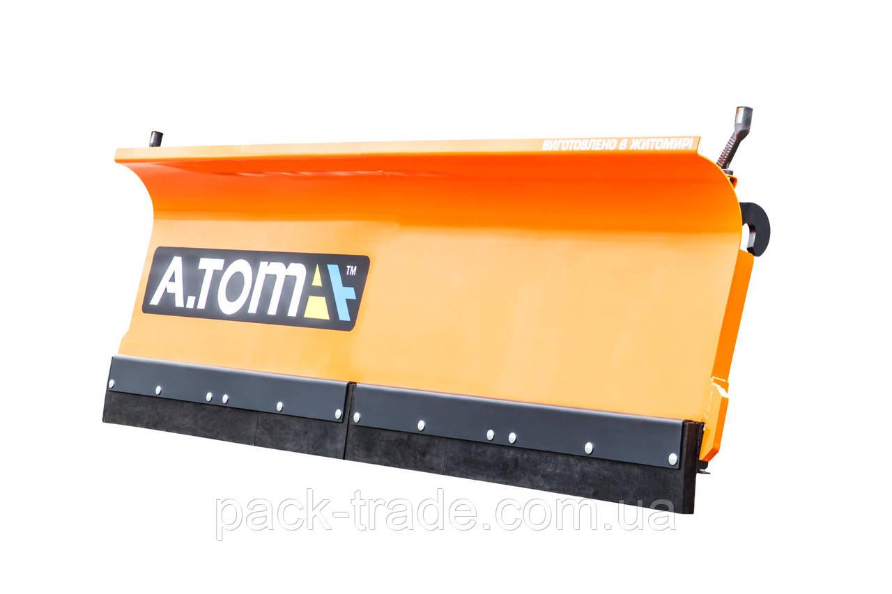 Отвал для снега 3-позиционный TM «A.TOM» инв. 1000038
