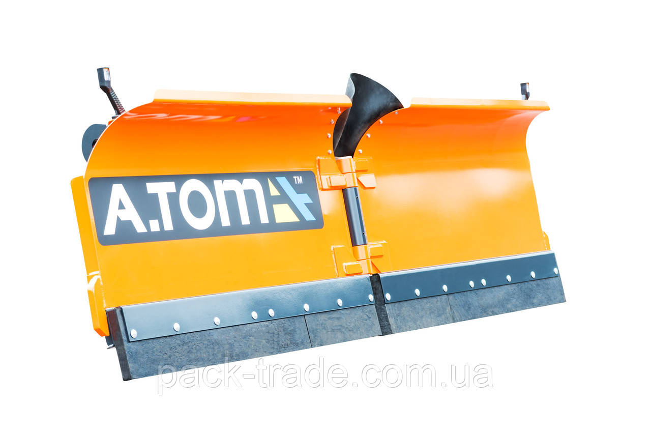 Отвал для снега 5-ти позиционный TM «A.TOM» инв. 1000039