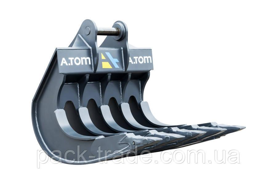 Корчеватель экскаваторный ТМ «А.ТОМ» инв. 1000140