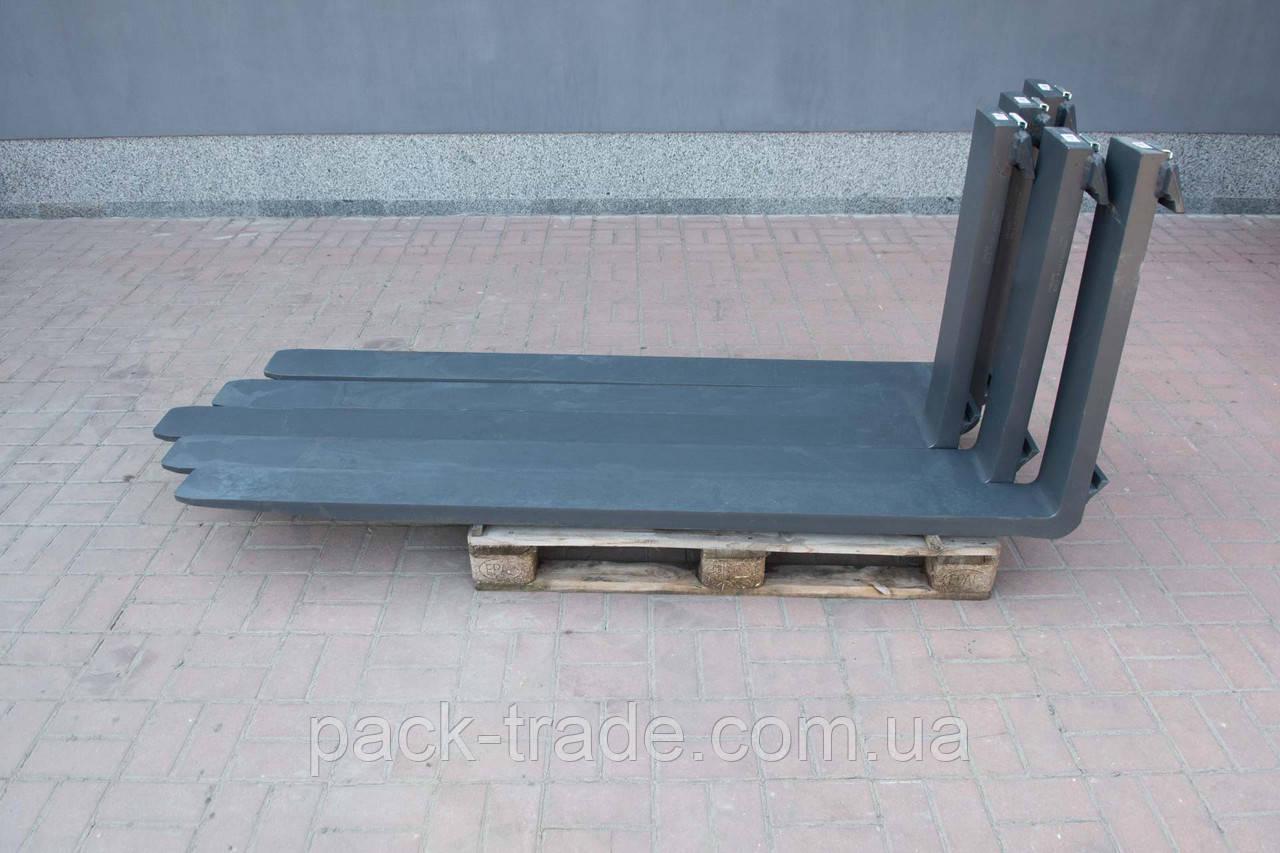 Вилы для погрузчика 4А, 150х50х2000 мм Германия №1000476