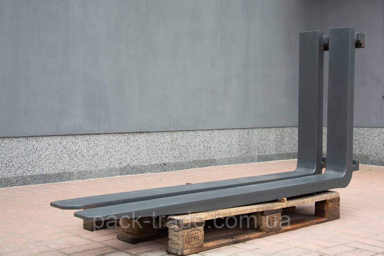 Вилы для погрузчика 5А, 150х60х1700 мм Германия №1000475