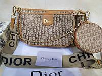 Женская сумка Кристиан Диор