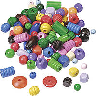 Бусины Knorr Prandell Микс разных цветов 125 г hubdfqX14665, КОД: 1918158