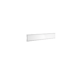 Молдинг с гладким профилем DECOLUX АВС4708 Белый, КОД: 1683103