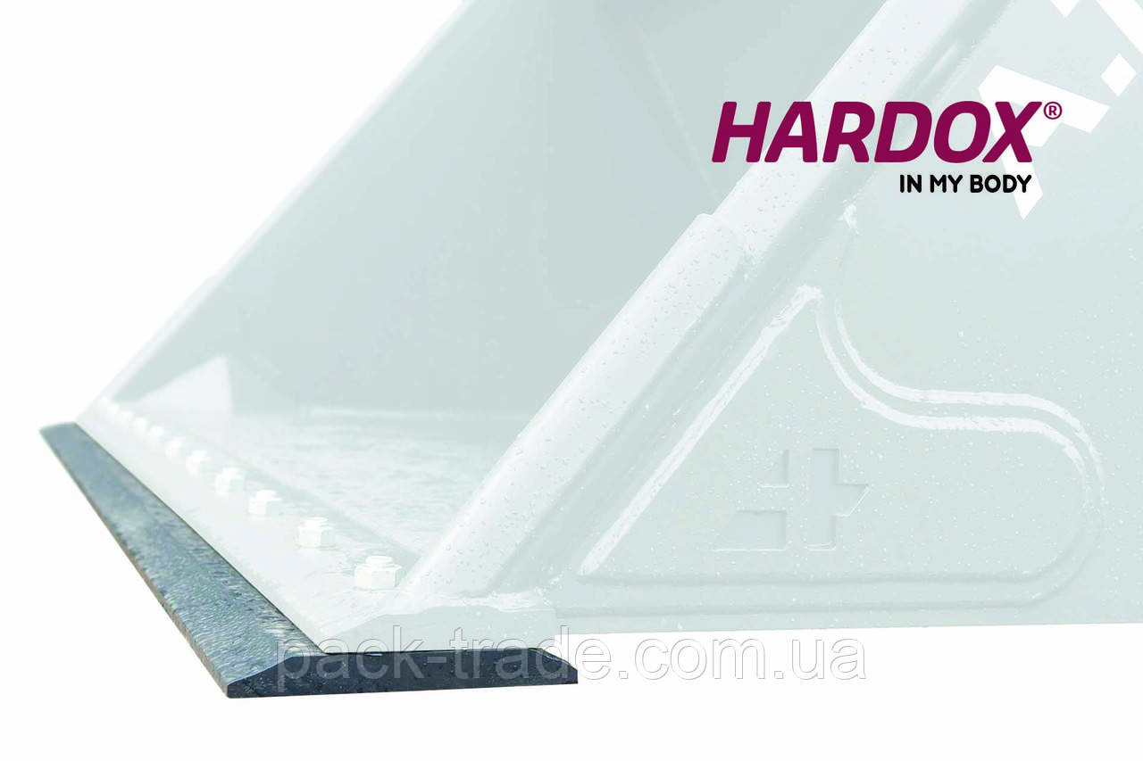 Двухсторонний Нож для ковша (Сталь - Hardox 450)