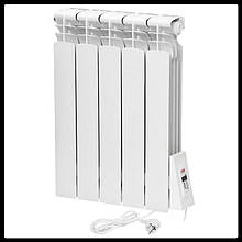 Електрорадіатор Era-Flyme Standart / 5 секцій / терморегулятор / 490 Вт