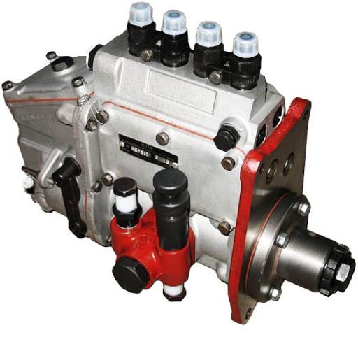 Топливный насос (топливная аппаратура) ТНВД ЮМЗ-6 (Д-65) шлицевая втулка Кт.Н. 4УТНИ-П-1111005