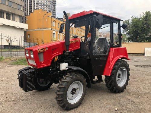 Трактор МТЗ BELARUS-320.4