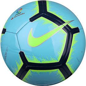 Мяч футбольный Nike La Liga Pitch SC3318-483 Size 5, КОД: 2289176