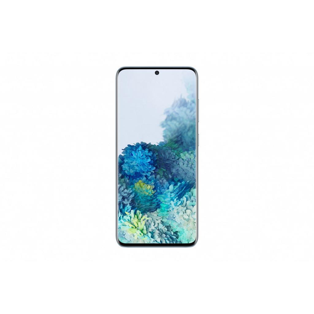 Мобильный телефон Samsung SM-G980F (Galaxy S20) Light Blue (SM-G980FLBDSEK)