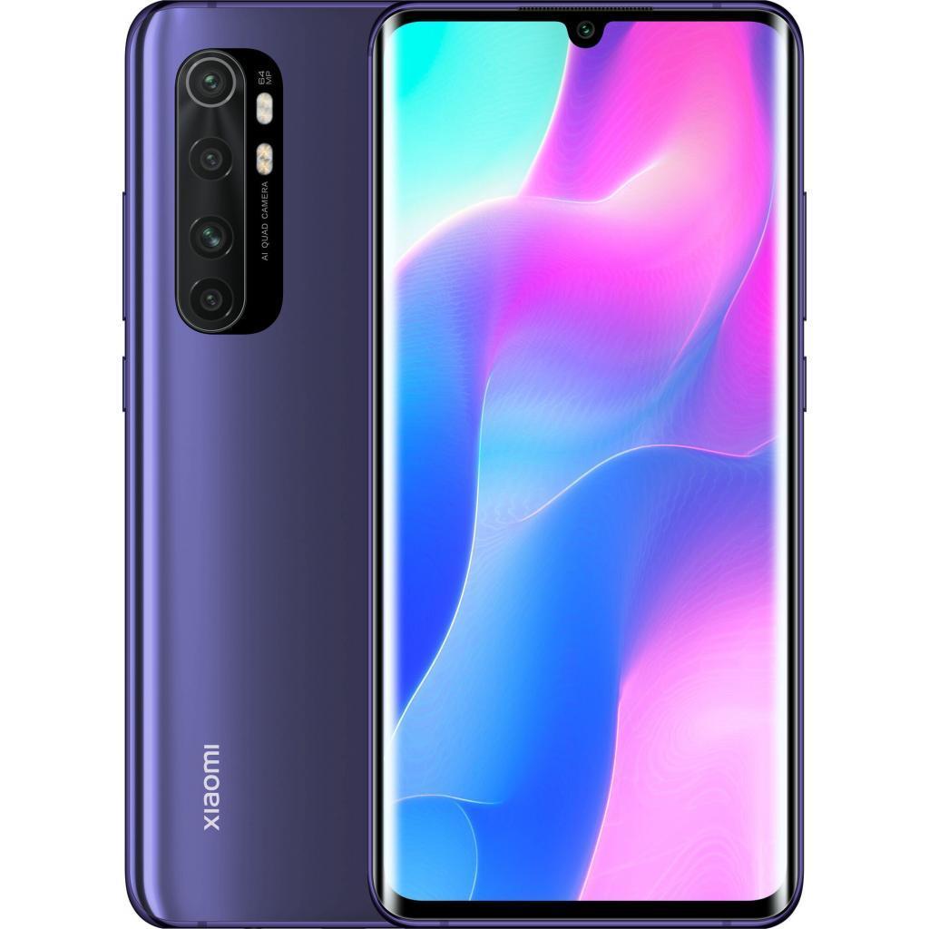 Мобильный телефон Xiaomi Mi Note 10 Lite 6/128GB Nebula Purple