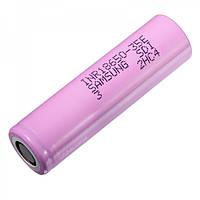 Аккумулятор 18650 Samsung 35E 3500 Mah, КОД: 1926146