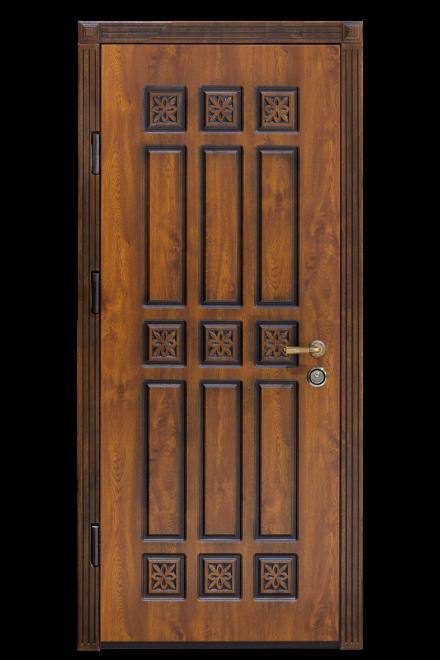 Входная металлическая дверь РОМА