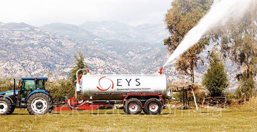 Бочка для жидкой фракции навоза, КАС, и воды EYS  инв. 1000144