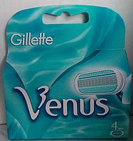 Gillette Venus жіночі касети для гоління 4 штуки, фото 1
