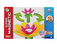"""Развивающий магнитный конструктор """"Цветочек"""", для детей от 3 лет"""