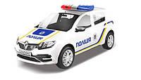 Автомодель Технопарк Renault Sandero Полиция SB-17-61-RSP, КОД: 2431689