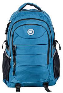 Большой городской рюкзак PASO 35L, 19-30060BL синий