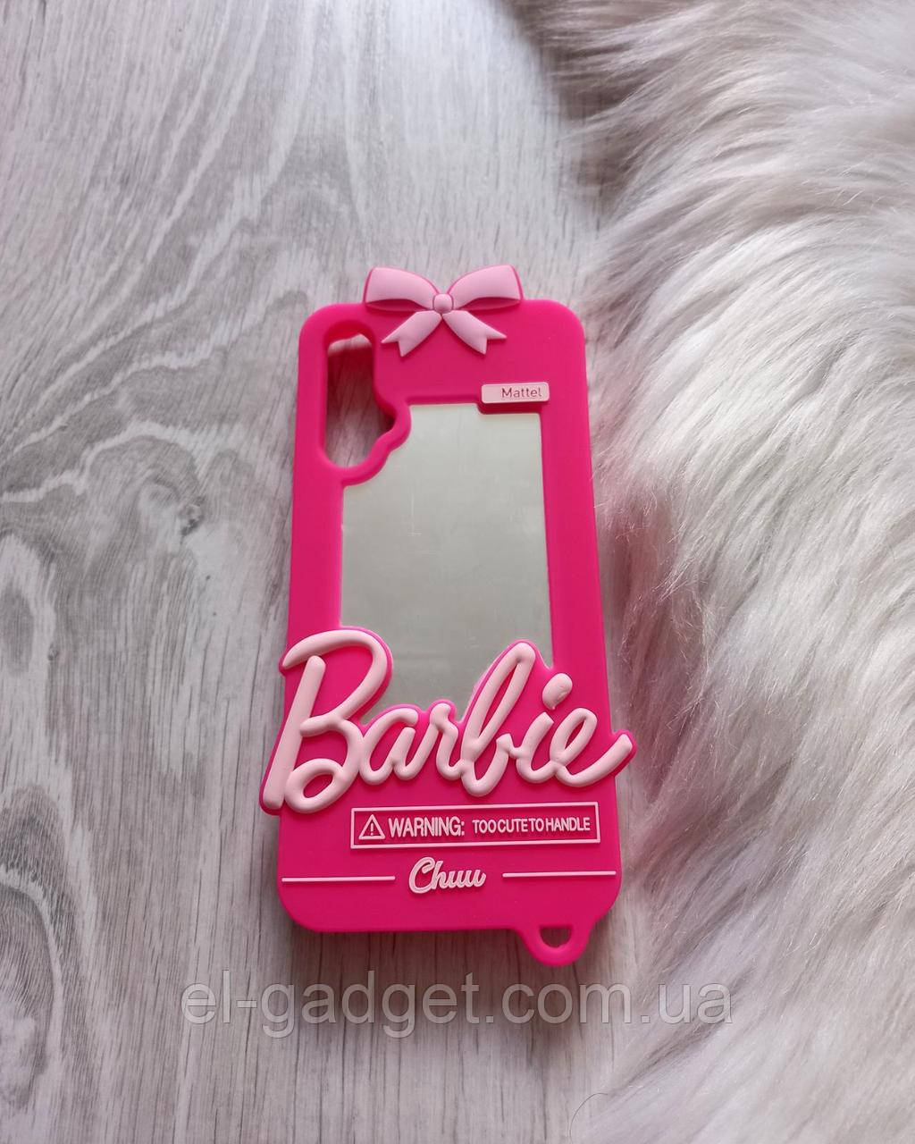 Чехол на Huawei Nova 5 pro Барби Barbie розовый