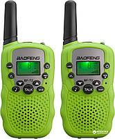 Рация Baofeng MiNi BF-T3 PMR446 2 шт Green, КОД: 1316530