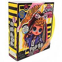 Кукла ЛОЛ ОМГ Remix O.M.G. L.O.L. Surprise Диско-леди (567257), фото 2