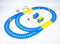 """Детский автотрек """"Автобусная станция"""" TAY-33"""