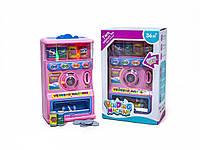 Детский игрушечный автомат с газировкой R111-1A, Розовый, фото 1