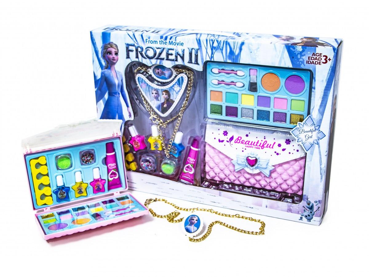 Детский набор декоративной косметики FROZEN 68-E12