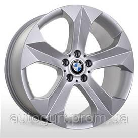 BMW WR579 10,5x20 5x120 ET 30 Dia 74 (серебро)