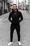 Мужские штаны зауженные красные / Турция, фото 6