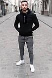 Мужские штаны зауженные красные / Турция, фото 8