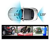 Видеорегистратор автомобильный DVR GT500 сенсорный экран, фото 7