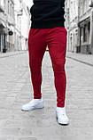 Чоловічі штани, завужені темно-сірі / Туреччина, фото 5