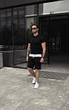Мужская футболка Поло бежевая, фото 5
