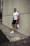 Мужская футболка Поло бежевая, фото 6