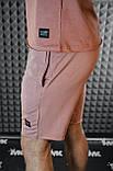 Шорты мужские - бежевый цвет на шнурке/2 цвета в наличии, фото 3