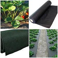 Агроволокно укрывное черное (3,2 ширина, плотность 50 г/м² )