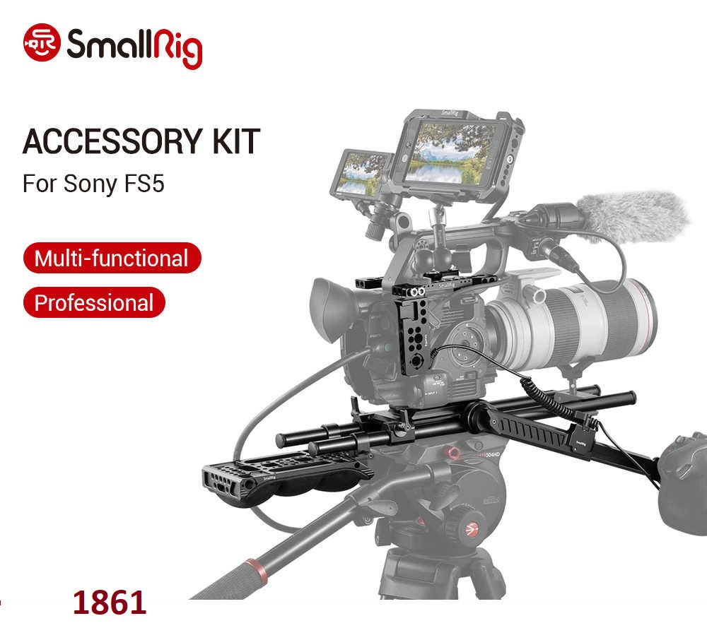 Комплект рига SmallRig Sony PXW-FS5 Basic Accessory Kit (1861)
