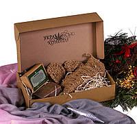 Подарочный конопляный набор для Нее KonopliUA WHome WH001, КОД: 1461835