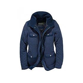 Куртка Eddie Bauer Womens Steppjacke mit Cordbesätzen L Синий GR1330NV, КОД: 305289