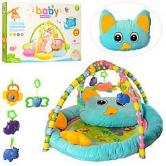 Развивающий игровой коврик для младенца PE905