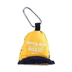 Быстросохнущее полотенце Spokey Nemo 40x40 см Желтое s0230, КОД: 212187