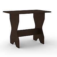 Стол кухонный Компанит КС 1 Венге, КОД: 161907