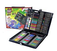 Набор для творчества рисования 150 предметов ARTIS Art Set | Набор юного художника для творчества, фото 1