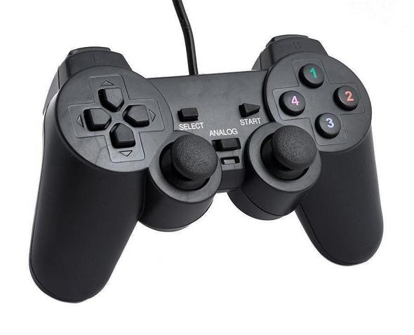 USB джойстик для PC джойстик для ПК 208 | Игровой проводной геймпад dellta gamepad dualshock