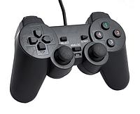 USB джойстик для PC джойстик для ПК 208 | Игровой проводной геймпад dellta gamepad dualshock, фото 1