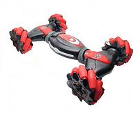 Машинка перевертыш трюковая Stunt Double-Sided 2071 управление с руки и пультом | Вездеход с радиоуправлением, фото 1