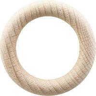 Деревянное кольцо Knorr Prandell Ø 35 мм натуральный бук hubzWRg65787, КОД: 1918176