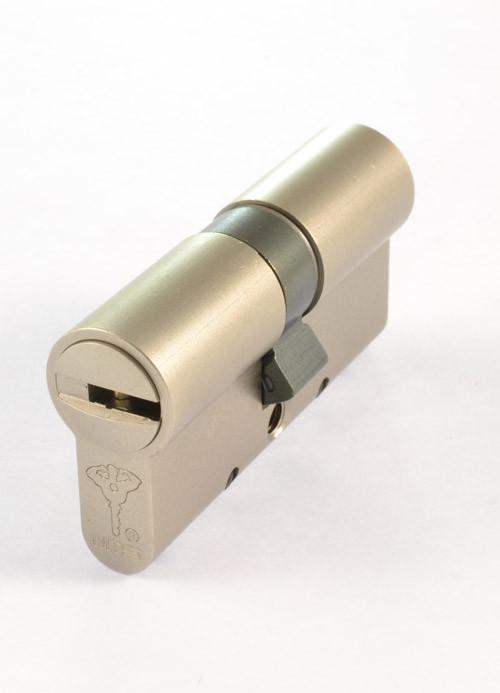 MUL-T-LOCK Цилиндр MT5+  110 (60x50)Ni  NST Кл-кл Ник