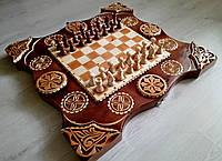 Шахматы ручной работы на подарок